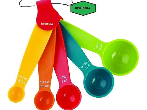 HPK Registered Branded Box Packed Measuring Spoon Set of 5-Pieces branded hpk