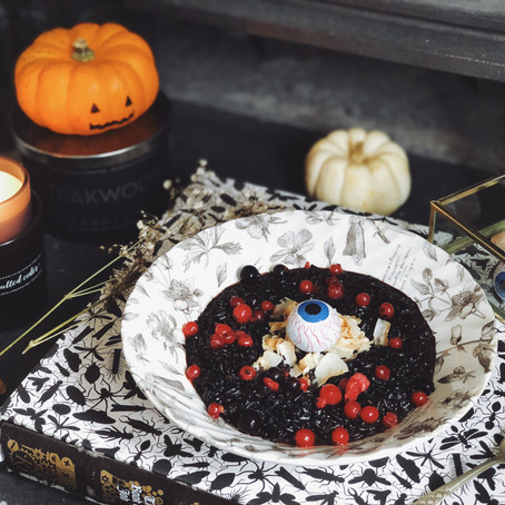 Healthy Sundays-Sunday 'Kashka' Spooky edition