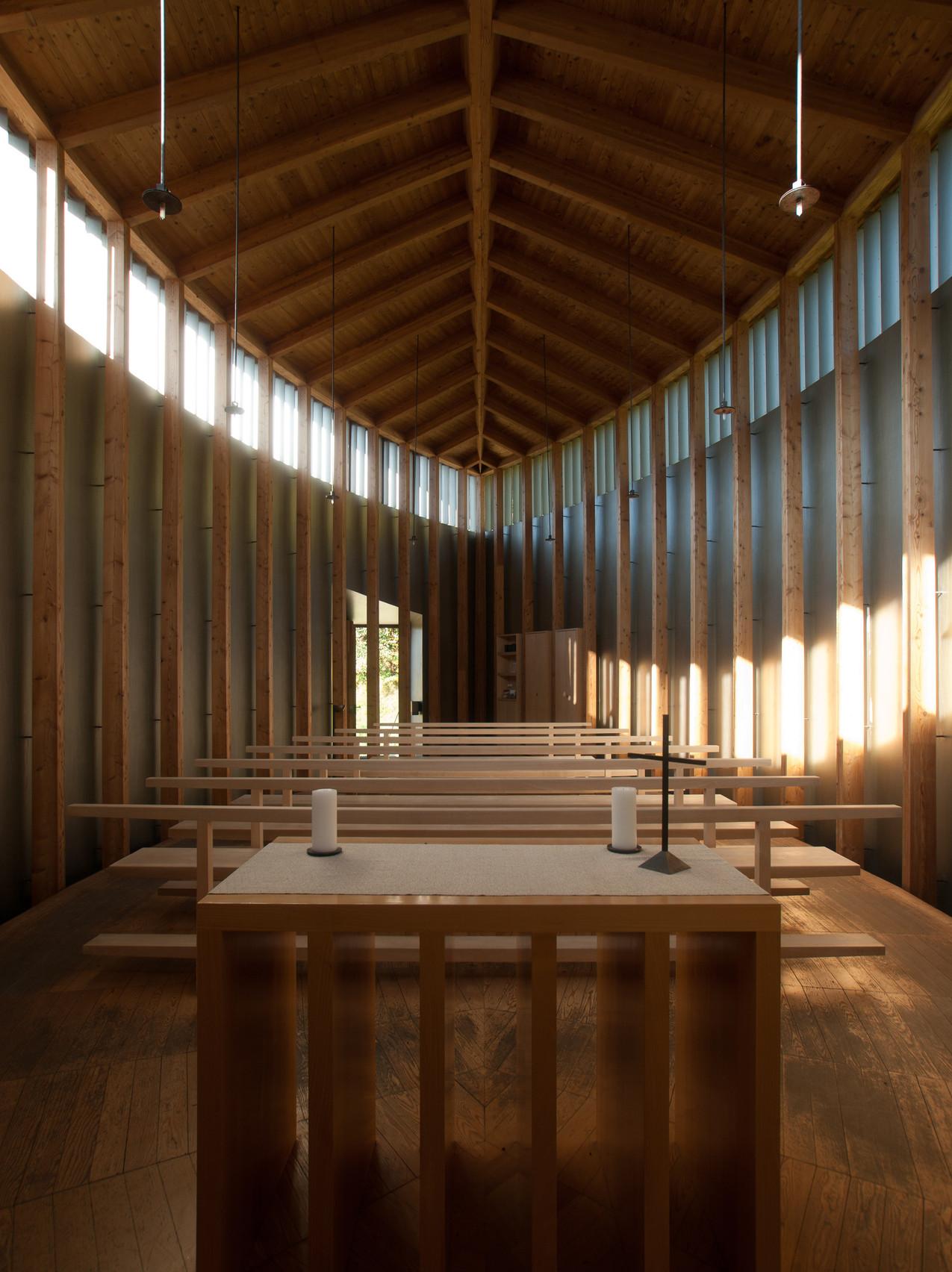 St Benedict Chapel @Felipe Camus