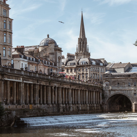 Lost in Bath-Travel Guide