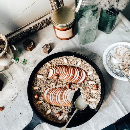 Healthy Sundays-Sunday Kashka Bake