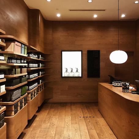 Design Crushes-Aesop, KL