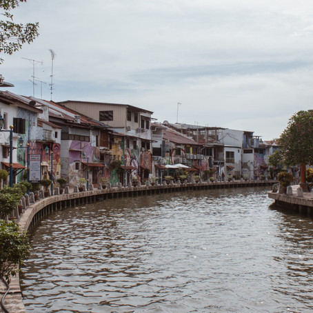 Lost in Malacca-Weekend Adventures