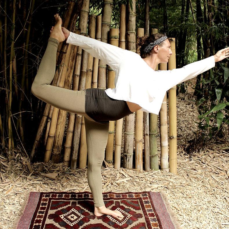 organic yoga wear