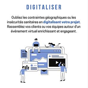digitalisez votre projet