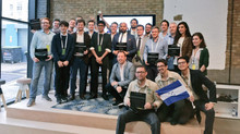The new cohort of Start Up Bootcamp IoT