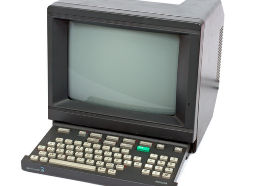 Le Minitel, occasion manquée, internet d'avant internet...