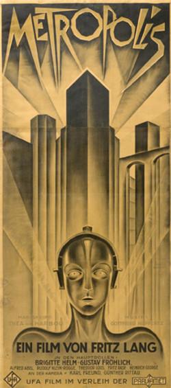 Metropolis (1927) by Fritz Lang - 1927
