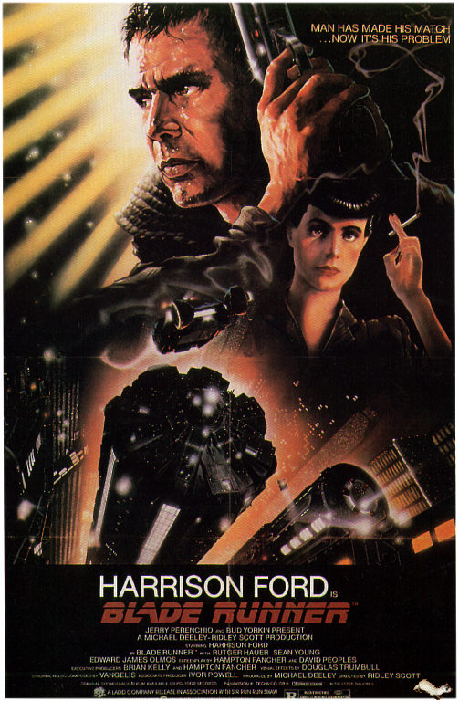 Blade Runner (1982) by Ridley Scott