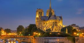 La robotique a aidé à maîtriser le feu de Notre-Dame de Paris