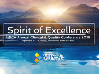 Registration Opens for the 2016 Annual Clinical & Quality Conference: Spirit of Excellence
