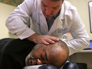 Health clinics for poor offer chiropractic care to reduce addiction to painkillers