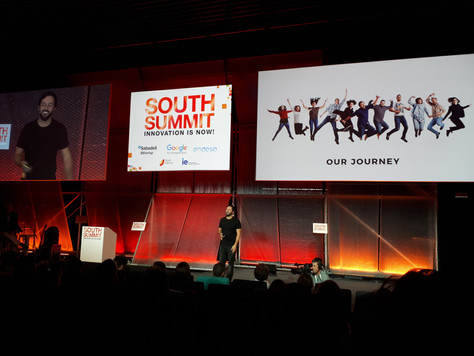 South Summit in Madrid