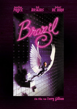 Brazil (1985) by Terry Gilliam - 1985