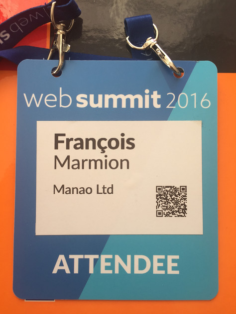 Web Summit 2016: chronicle of a vibrant start-up gathering in Lisbon