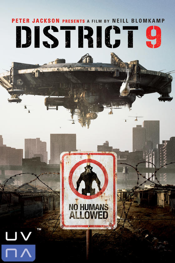 District 9 (2009) by Neill Blomkamp - 2009