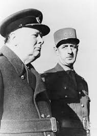 Churchill and De Gaulle - two role models for today's managers - a full day course