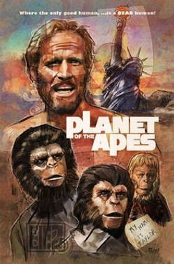 Planet of the Apes (1968) by Franklin Schaffner