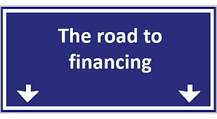 The road to financing
