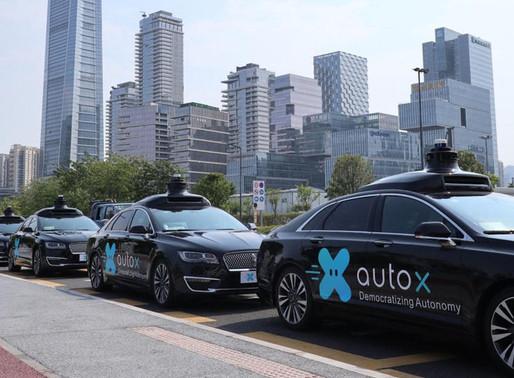 Robotaxis: la Chine est dans la course