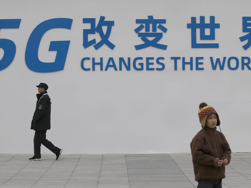 Will China's massive lead in 5G subscriptions change the world?