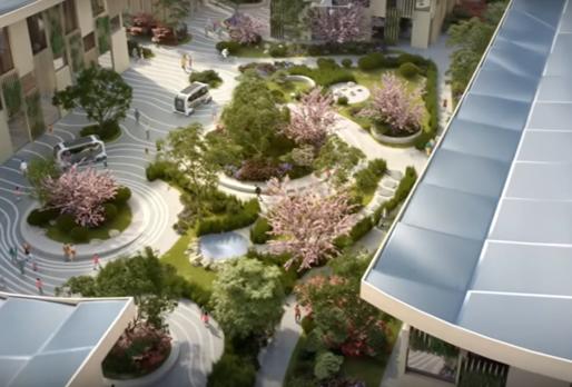 Toyota veut créer une ville du futur au pied du Mont Fuji