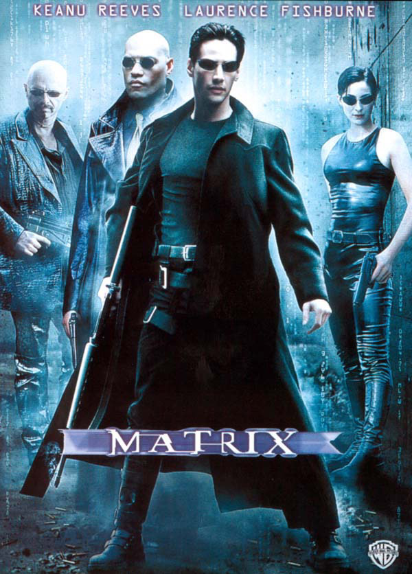 Matrix (1999) by Lana Wachowski