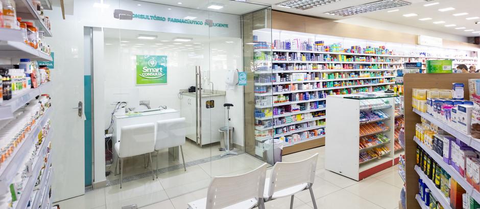 Primeira franquia de consultório farmacêutico do Brasil