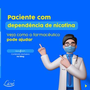 Controle do tabagismo: o que a farmácia pode fazer para reduzir o uso do tabaco