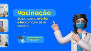 Vacinação: serviço como diferencial competitivo para a farmácia
