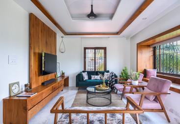 Gelani Residence Living Area