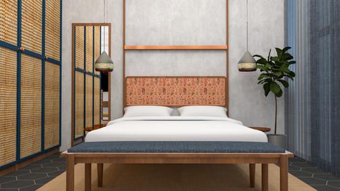 Copper Crest Daughter's Bedroom