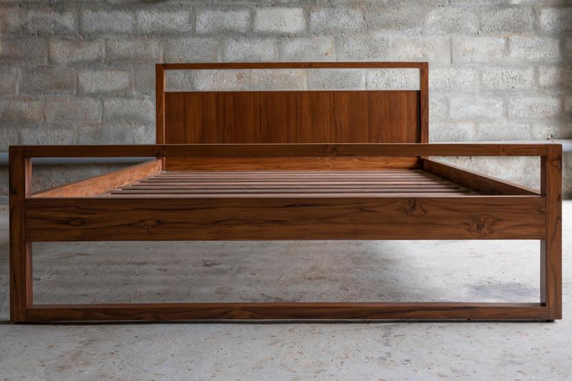 Megha Malhar Queen Bed