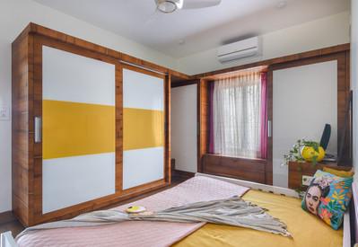 Gelani Residence Daughter's Bedroom