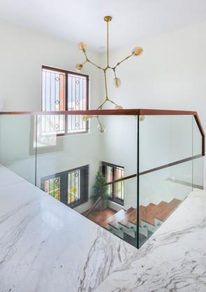Gelani Residence Stairway