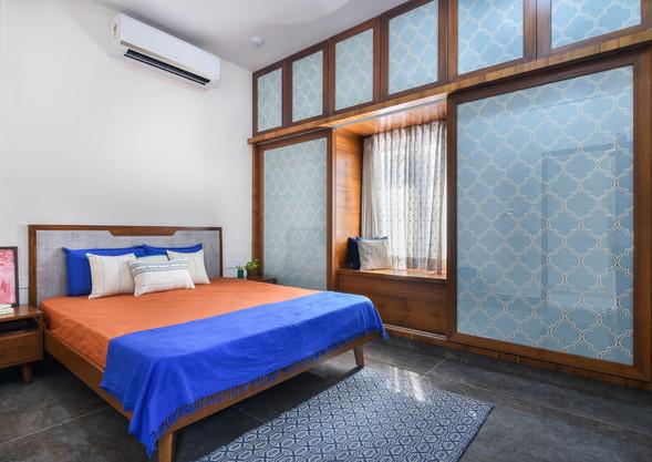 Gelani Residence Parents' Bedroom