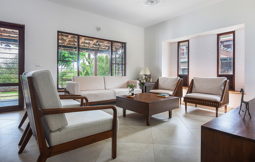 Soiree Living Room