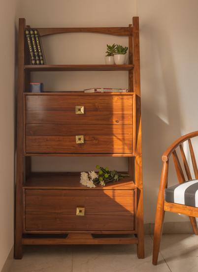 Merchant Book Shelf
