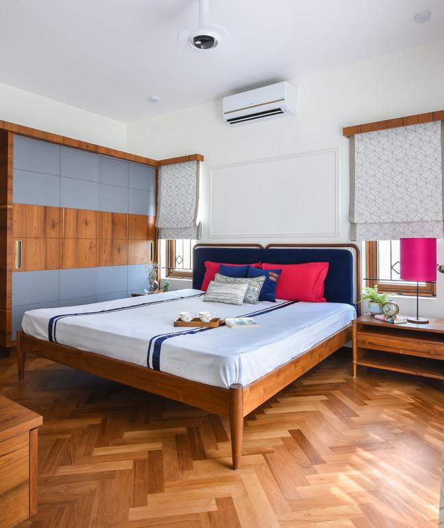 Gelani Residence Master Bedroom