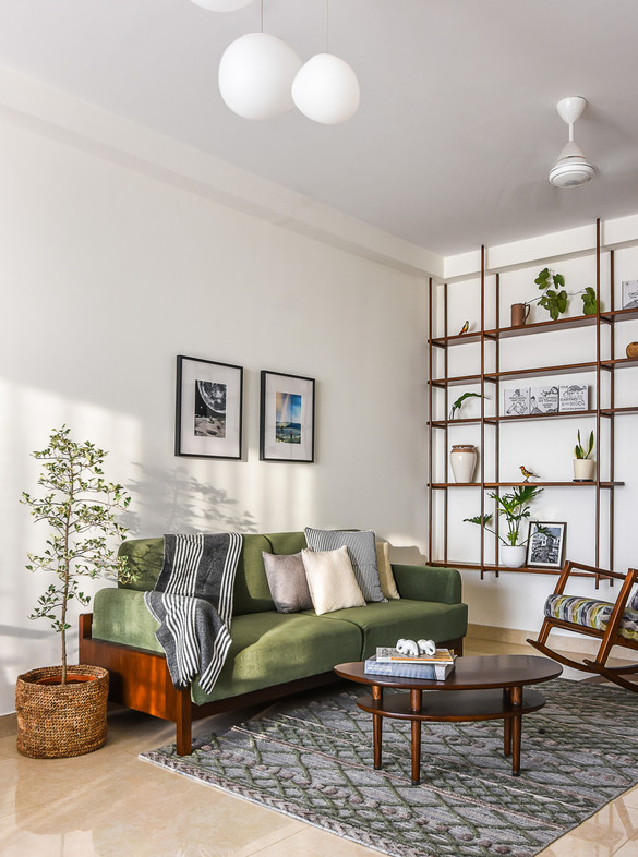 Prasanta Residence Living Area
