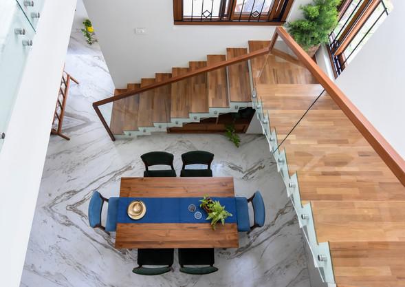 Gelani Residence Dining Area