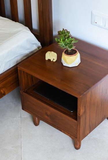 Soiree Bedside Table