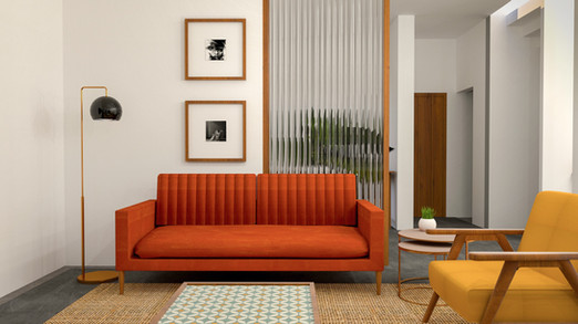 Copper Crest Living Area