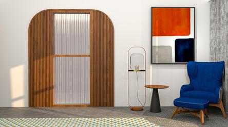 Copper Crest Master Bedroom