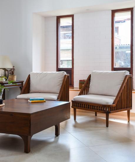 Soiree Lounge Chairs