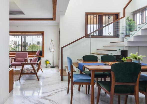 Gelani Residence Living-Dining Area