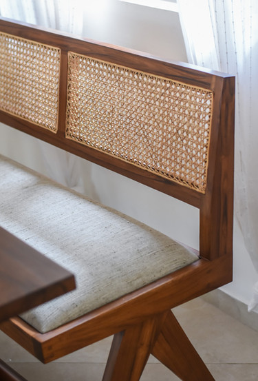 Soiree Dining Bench