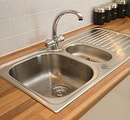 kitchen installation washing machine taps sinks