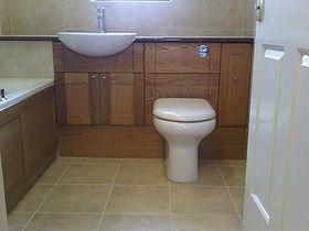 bathroom alterations refurbishment