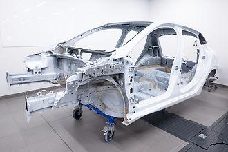 Car Frame Damage and Other Structural Da